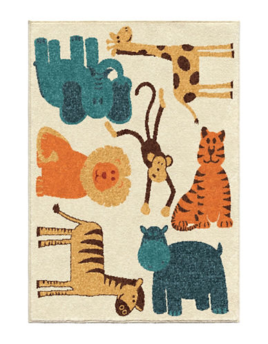 Home Outfitters Safari Area Rug-BEIGE-4 x 6