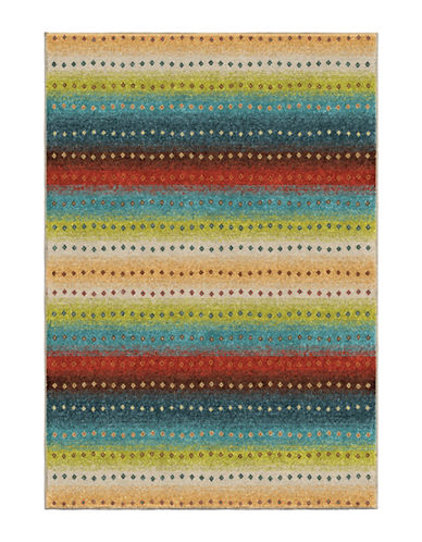 Home Outfitters Le-Mans Area Rug-MULTI-8 x 11