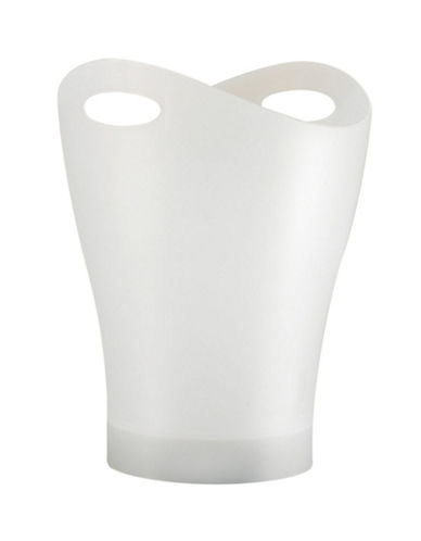 Umbra Garbino Waste Can-WHITE-One Size