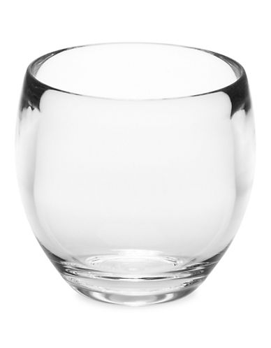 Umbra Droplet Tumbler Glass-CLEAR-One Size