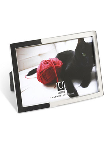 Umbra Senza Photo Frame-CHROME-One Size