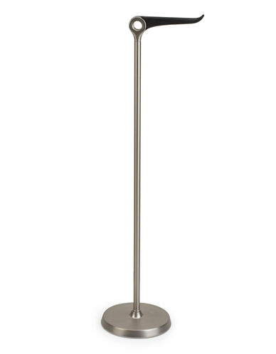 Umbra Free Standing Toilet Paper Holder-NICKEL-One Size