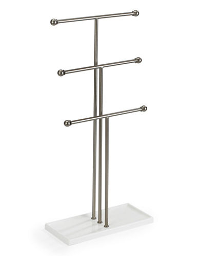 Umbra Trigem Jewelry Tree-NICKEL-One Size