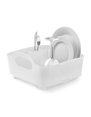 Umbra Tub Rack-WHITE-One Size