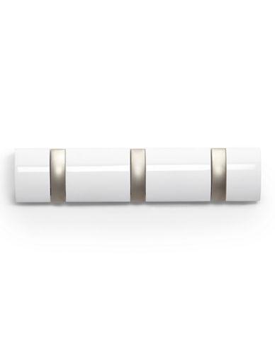 Umbra Flip 3 Hook-WHITE-One Size