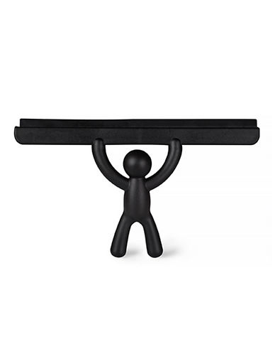 Umbra Buddy Squeegee-BLACK-One Size