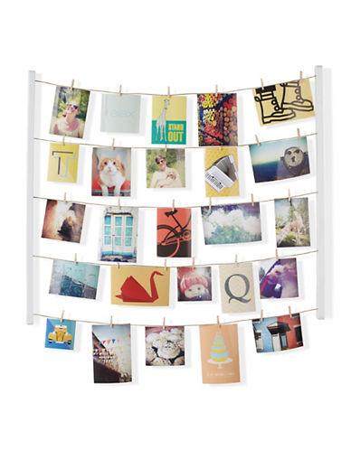 Umbra Multi-Photo Hanging Frame-WHITE-One Size