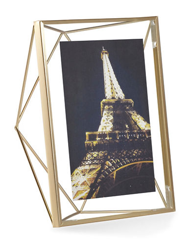 Umbra Prisma Photo Frame-BRASS-One Size