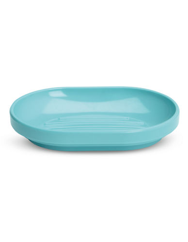 Umbra Raised Soap Dish-SURF BLUE-One Size