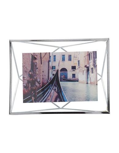 Umbra 4x6-Inch Prisma Matte Brass Frame-CHROME-One Size
