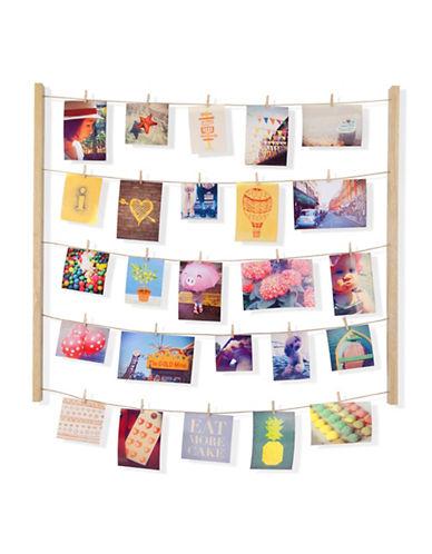 Umbra Multi-Photo Hanging Frame-NATURAL-One Size