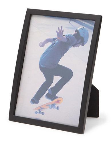 Umbra Senza Photo Frame-BLACK-One Size