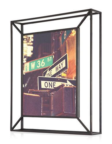 Umbra Matrix Metal Wire Photo Frame-BLACK-One Size