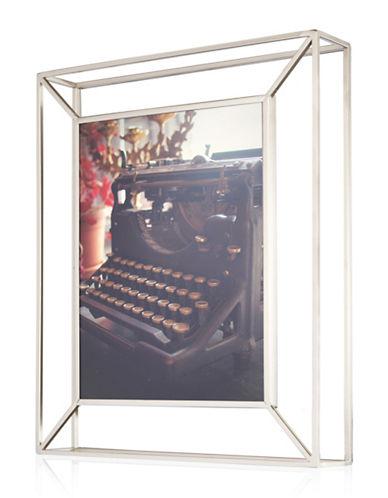 Umbra Matrix Metal Wire Photo Frame-NICKEL-One Size