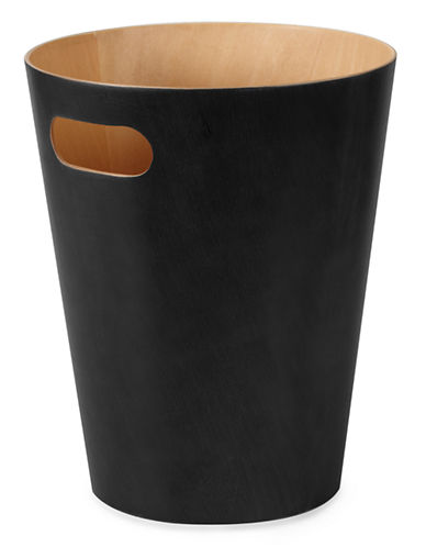 Umbra Woodrow Can-BLACK-9L