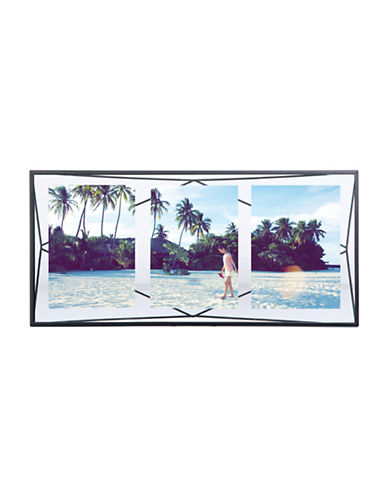Umbra Prisma Multi-Photo Frame-BLACK-One Size