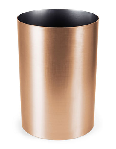 Umbra Moulded Metalla Can-COPPER-One Size