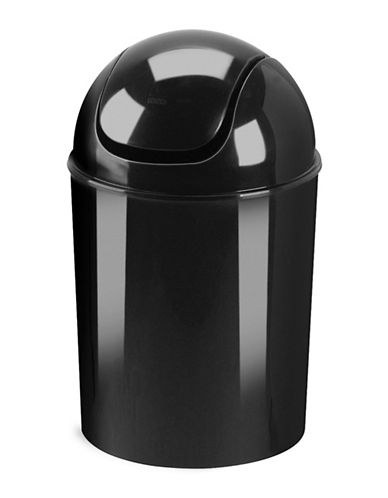 Umbra Mini Trash Can-BLACK-One Size