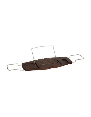 Umbra Aquala Bathtub Caddy-WALNUT-One Size