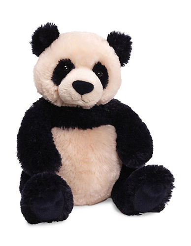 Gund Zi-Bo Panda Plush Toy-MULTI-One Size