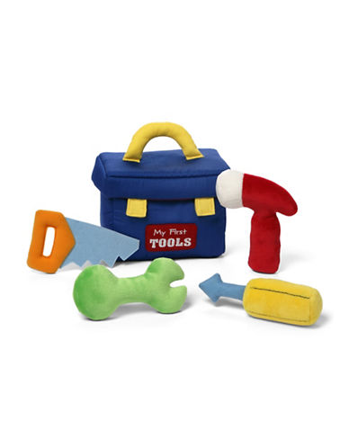 Gund My First Toolbox Plush Playset-MULTI-One Size