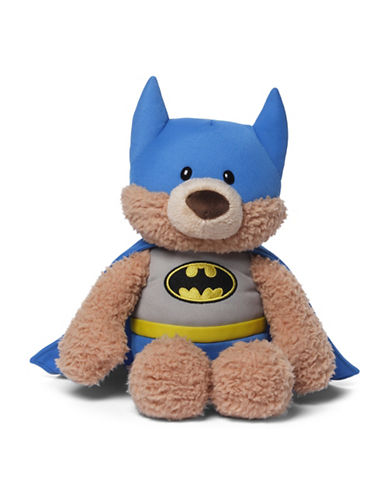Gund Batman Malone 12-Inch Plush Toy-MULTI-One Size