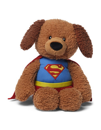 Gund Superman Griffin 12-Inch Plush Toy-MULTI-One Size