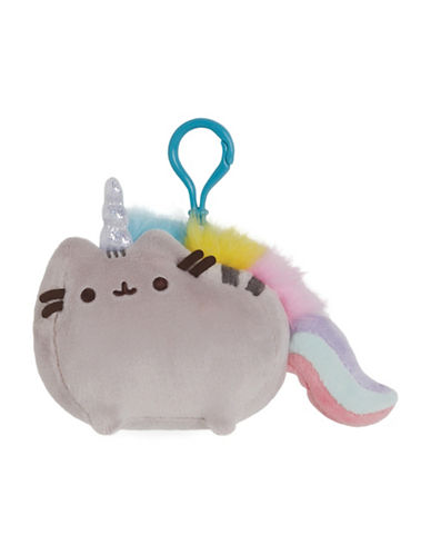 Pusheen 4.5-Inch Pusheenicorn Backpack Clip-MULTI-One Size