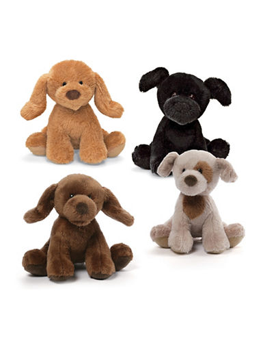 Gund Animal Chatter Dogs-MULTI-One Size