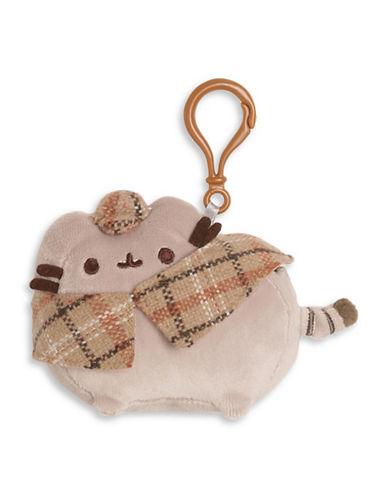 Pusheen Detective Pusheen Backpack Clip-PURPLE-One Size