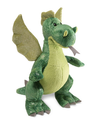 Gund Ember Dragon Stuffed Toy-GREEN-One Size