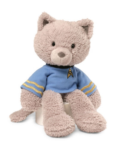 Gund Star Trek Mr. Spock Plush Toy-MULTI-One Size