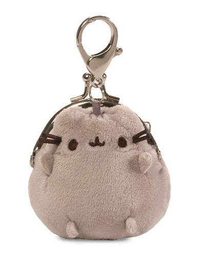 Pusheen Pusheen Grey Coin Purse-MULTI-One Size