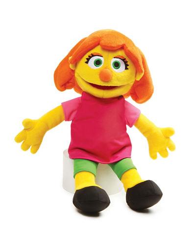 Sesame Street Seasame Street Julia Plush Toy-MULTI-One Size