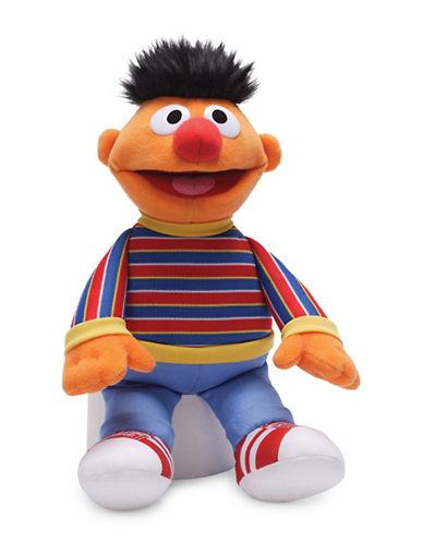 Sesame Street Ernie 13.5-Inch Plush Toy-MULTI-One Size