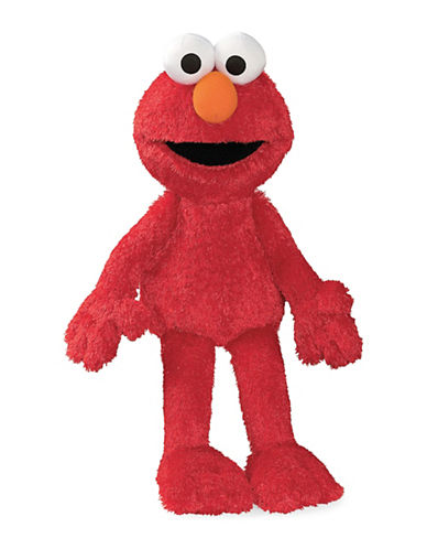 Sesame Street Elmo 20-Inch Plush Toy-RED-One Size