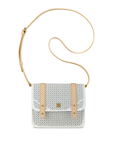 Anne Klein Grace Small Crossbody Bag-OPTIC WHITE-One Size