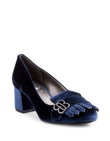 Bandolino Olale Pumps-DARK BLUE-7