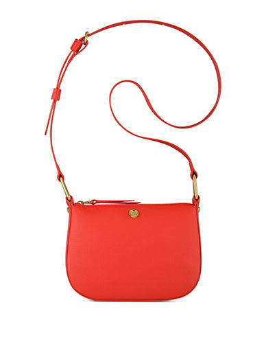 Anne Klein Linda Small Crossbody Bag-RED-One Size