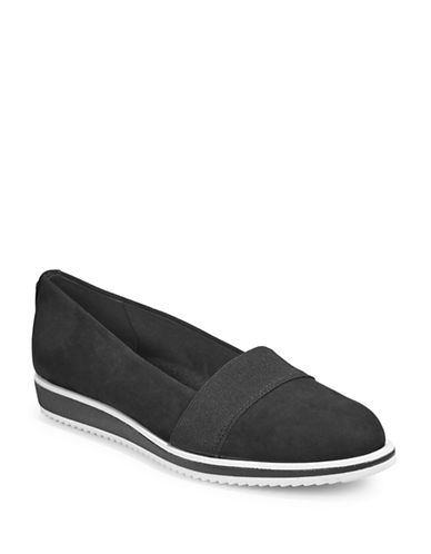Anne Klein Michelle Flats-BLACK-5.5