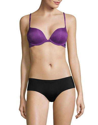 Calvin Klein QP1062G Natural Lift T-Shirt Bra-PURPLE-34B