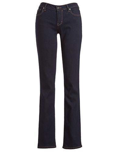 Calvin Klein Jeans Straight Leg Jeans-BLUE-28