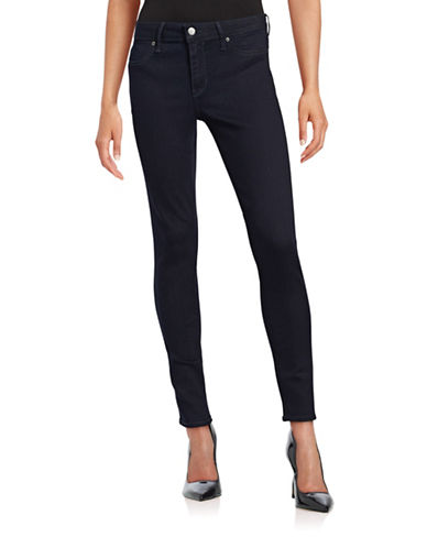 Calvin Klein Jeans Stretch Jeggings-BLUE-28