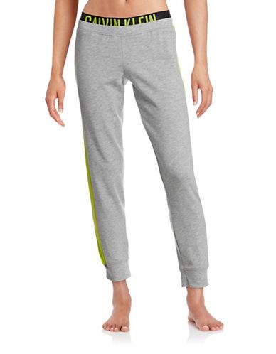 Calvin Klein Intense Power Branded Sweatpants-GREY-Large 88272428_GREY_Large