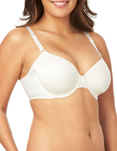 WarnerS Underwire Cooling Bra-BEIGE-34B