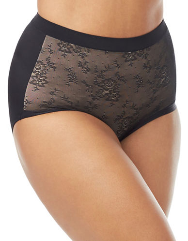 Olga Light Shaping Briefs-BLACK-8