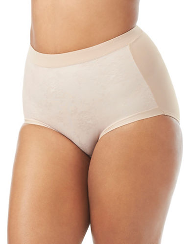 Olga Light Shaping Briefs-TOASTED ALMOND-9