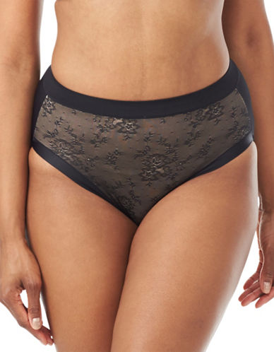 Olga Light Shaping Hi-Cut Briefs-BLACK-7