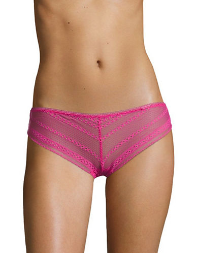 Calvin Klein Ombre Lace Bikini Panty-LAVISH-X-Small