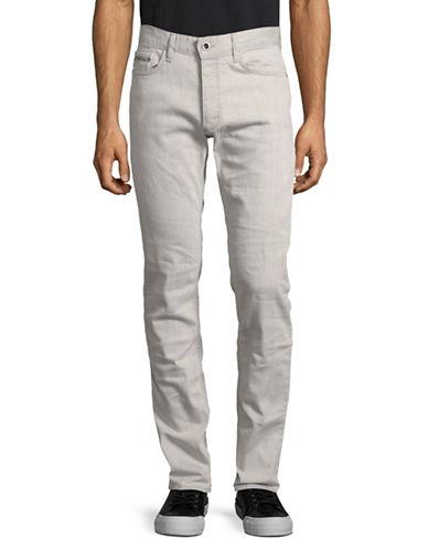 Calvin Klein Jeans Stone Slim Fit Jeans-GREY-38